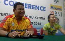 Jakarta Popsivo Akan Ganti Pemain Asing pada Putaran Kedua Proliga 2018