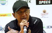 Sriwijaya FC Tampil Maksimal, RD Syukuri Hasil Imbang Lawan Persija