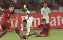 Timnas U-19 Indonesia Vs Qatar - Stasiun Televisi Luar Negeri Siarkan Lagu Indonesia Raya