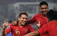 Susunan Pemain Timnas U-19 Indonesia Vs Timnas U-19 Qatar