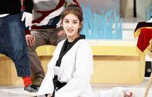 Awas Ditendang, Juara Kpop nan Jelita Ini Jagoan Taekwondo