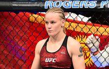 Hasil UFC 255 - Via 5 Ronde, Shevchenko Masih Jadi Ratu Kelas Terbang
