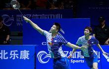 Hasil Bulu Tangkis Olimpiade Tokyo 2020 - Tembus Final, Li/Liu Jaga Asa Ganda Putra China Pertahankan Emas