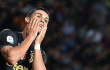 Tim Milik David Beckham Siap Bajak Cristiano Ronaldo dari Juventus menuju MLS