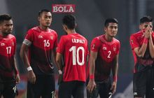 Prestasi di Asian Games 2014 Ini Tak Tercapai oleh Timnas U-23 Indonesia di Asian Games 2018