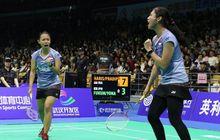 hasil final vietnam open 2019 - della/rizki pastikan gelar juara untuk indonesia dalam 35 menit