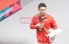 Jonatan Christie Buka Rahasia Stamina dan Penampilan Hebat di Asian Games 2018