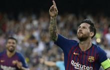 Hapus Hasil Voting Ballon d'Or 2018 yang Dimenangkan Lionel Messi, Begini Klarifikasi France Football