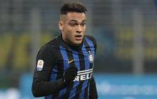 Tanpa Icardi, Lautaro Sang Putra Mahkota Inter Milan Kini Naik Tahta