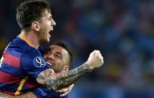 Kenapa Messi Bisa Jadi Pembeda? Dani Alves Ungkap Satu Rahasia