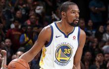 Menangi Gim Final Ke-4, Golden State Warriors Juarai NBA 2018