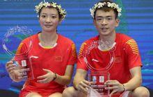 Juarai China Open 2018, Dominasi Zheng Siwei/Huang Yaqiong Semakin Tidak Terbantahkan