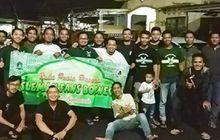 Sleman Fan Borneo Hadiri Pertandingan Borneo FC Vs PSS Sleman