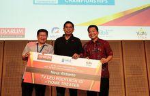 ganda campuran bidik semifinal indonesia open 2019 demi berada di peringkat 8 besar