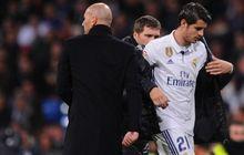 Merasa Kehilangan Morata, Zidane Akui Real Madrid Butuh Striker Anyar