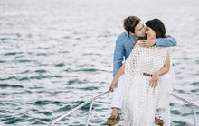 Cara Marcus Fernaldi Gideon Memanjakan Sang Istri Bikin Iri Netizen