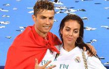 Berstatus Kekasih Cristiano Ronaldo, Segini Penghasilan Fantastis Georgina Rodriguez