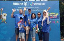 Cara Allianz Mendukung Asian Para Games 2018