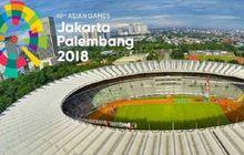Sebelum Pembukaan Resmi Asian Games 2018, Inilah Jadwal Pertandingan dan Cabang Olahraga yang Dipertandingkan