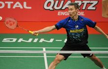 Lee Chong Wei Sambut Kedatangan Pelatih Indonesia