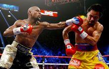 Urusan Manny Pacquiao dengan Floyd Mayweather Jr Belum Selesai
