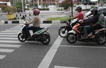 Streets Manners: Ingat, Pelanggar Marka Jalan Akan Didenda Segini Sob