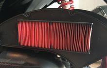 Lagi Kepepet Filter Udara Yamaha NMAX Seken Bisa Kok Dibersihkan
