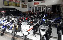 Merek dan Tipe Motor Ini Tetap Paling Diminati di Bursa Motor Bekas