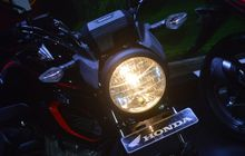 Viral Polisi Tilang Biker Gara-gara Lampu Depan, Ini Alasan Sistem Lampu AHO Ada di Motor Zaman Now