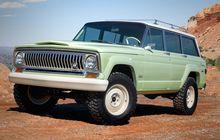 Wagoneer Roadtrip, Jeep Bergaya Klasik yang Asyik Buat Diajak Jalan