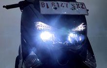 Lampu Yamaha NMAX Bekas, Jadi Lebih Wow Setelah Diganti Pakai Ini