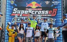 Ratusan Crosser Nasional dan Internasional Hadiri Kratingdaeng Supercrosser The Ultimate Dirtwar Seri Powertrack Indonesian Dirtbike Championship di Yogyakarta