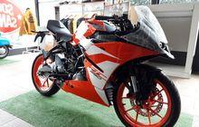 KTM RC 250 Bekas, Buka Harga Rp 35 Jutaan, Perlu Cermati Ini