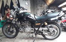 Suzuki Thunder 250 Seken, Kilometer Rendah dan Warna Ngaruh ke Harga?