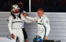 Jelas Team Order, Valtteri Bottas 'Kasih' Lewis Hamilton Juara F1 Rusia