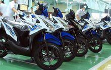 Penjualan Motor November, Honda Raja Domestik, Yamaha Juara Ekspor