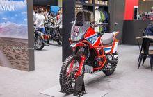 Wuih, Tampilan Brutal Royal Enfield Himalayan Versi Rally Dakar