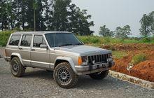 Ini Dua Seri Jeep Cherokee Yang Masuk Indonesia, Dulu Laris Manis