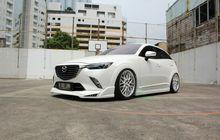 Wujud Rasa Cinta Untuk Istri, Mazda CX-3 Kena Modif Spesial