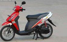 Masih Ingat Suzuki Spin 125? Harga Sekennya Cuma Rp 2 Jutaan