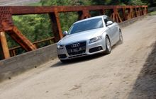 Otoseken: Lebih Murah Dari Rival, Audi A4 2008 Kini Mulai Rp 150 Juta