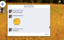 Chat Heads: Aplikasi Messenger Facebook Buat Mac Yang Cakep
