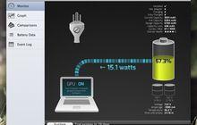 iBatt: Mempelajari Kondisi Baterai MacBook