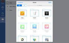 Word, Excel & PowerPoint for iOS Resmi Mendukung iCloud Drive