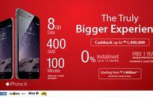 Bundling iPhone 6 & iPhone 6 Plus Telkomsel, Cashback Hingga 1,5 Juta!