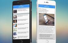 Update MM Reader Menghidupkan Kembali Notifikasi + Resolusi iPhone 6