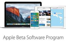 Apple Merilis iOS 9.3.3 dan OS X El Capitan 10.11.6 Public Beta 2