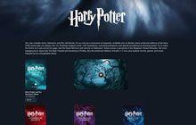 Buku Harry Potter Enhance Edition Resmi Tersedia di iBooks Store