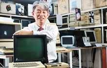 Museum di Kampung Halaman Samsung Gelar Pameran Produk Steve Jobs
