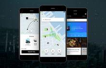 Update Uber Memberikan Tampilan dan Beragam Fitur Baru, Mendukung iPad!
